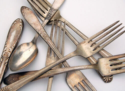 Ancient Silverware