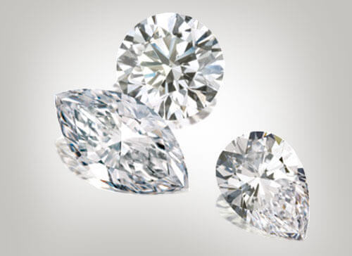 Marquise Design Diamond