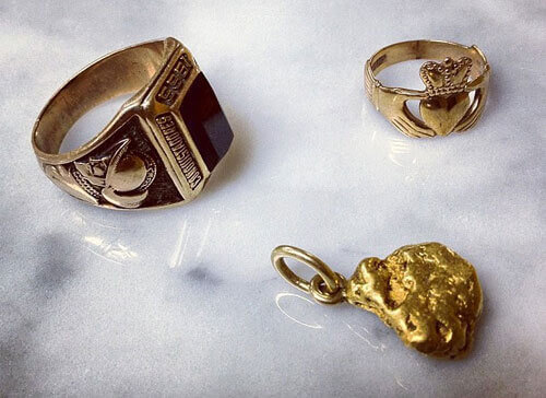 Cash buyers for gold coin silver jewelry diamonds for Where to sell old wedding ring