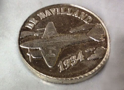 Canadian Sterling Silver Coin