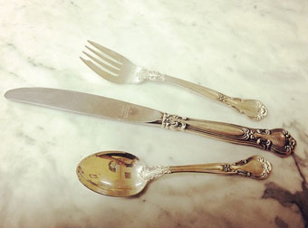 Kitchen Silverware Products