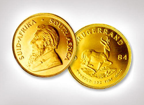 South Africa Gold Dime